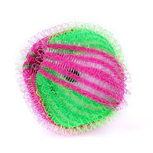 Waschbälle Flusenbälle Fusselbälle Wäschebälle gegen Tierhaare und Fusseln