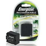 Energizer EZ-DVBP130 Chargeur Noir