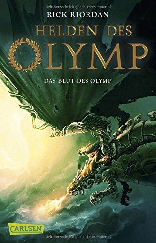 Das Blut des Olymp (Helden des Olymp, Band 5) (Olympus-rick Riordan)