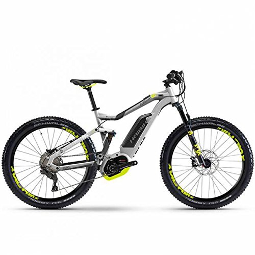 Haibike XDURO FullSeven 6.0 argent/anthracite/lime