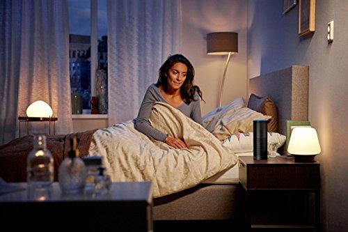 Philips Hue White Ambiance LED Lampe E27 Starter Set inkl. Dimmschalter und Bridge, alle Weißschattierungen, steuerbar via App, Standard Verpackung [Energieklasse A+] -