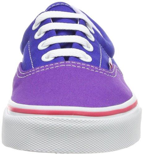 Vans U ERA VVHQCIQ Unisex-Erwachsene Sneaker Blau / Lila  (pansy/surf the)