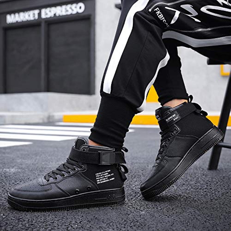 NANXIEHO scarpe da ginnastica Autunno E Inverno Scarpe da uomo Scarpe sportive Tendenza per il tempo libero Scarpe Moda scarpe...   Impeccabile    Maschio/Ragazze Scarpa