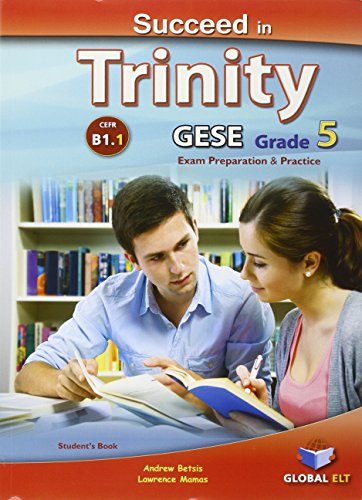Succeed in Trinity GESE grades 5-6. Self-study edition. Con espansione online. Per le Scuole superiori
