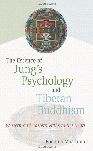by Moacanin, Radmila The Essence of Jung's Psychology and Tibetan Buddhism: Western and Eastern Paths to the Heart (2002) Paperback
