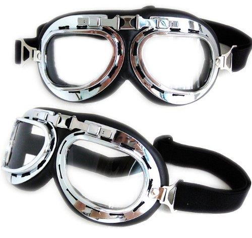 Fliegerbrille Motor Biker Brille Air Force