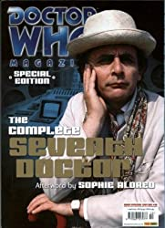 DOCTOR WHO MAGAZINE - SPECIAL EDITION #10 - THE COMPLETE SEVENTH DOCTOR - 13th APRIL 2005