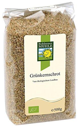 Bohlsener Mühle - Bio Grünkernschrot - 500g