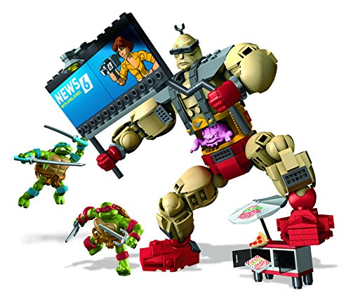 Mega Bloks DMW32 Teenage Mutant Ninja Turtles