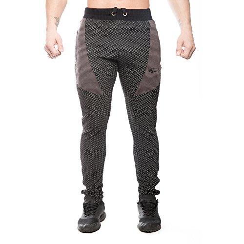 smilodox herren jogginghose limited 3 0 trainingshose. Black Bedroom Furniture Sets. Home Design Ideas