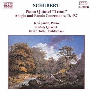 Schubert:Piano Quintet Trout
