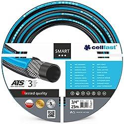 Cellfast 13120 Smart ATSV Tuyau d'Arrosage 19 mm 25 m