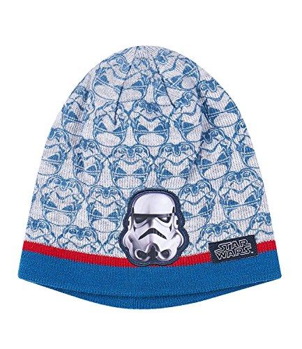 Star Wars-The Clone Wars Darth Vader Jedi Yoda Jungen Mütze - grau - 54