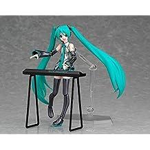 Vocaloid: Hatsune Miku Append Ver Figma Action Figure (japan import)