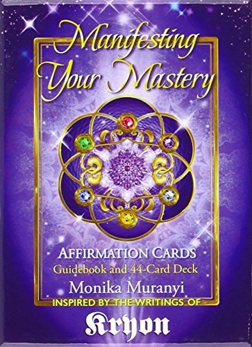 Manifesting Your Mastery: Includes 44-card Deck by Monika Muranyi (2016-04-06)