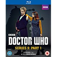 Doctor Who - Series 9 Part 1 [Blu-ray] [2015]