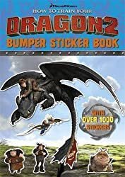 How To Train Your Dragon 2 Bumper Sticker Book by Cressida Cowell (2014-06-05)