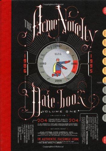 Acme Novelty Datebook 01 1986-1995 Us Edition