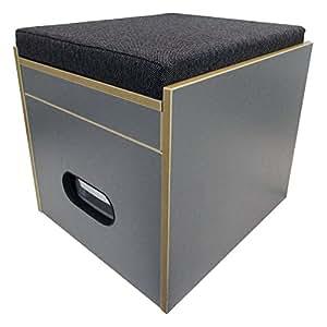 toiletten hocker porta potti 335 inkl polster ohne. Black Bedroom Furniture Sets. Home Design Ideas
