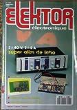 ELEKTOR ELECTRONIQUE [No 147] du 01/09/1990 - SUPER ALIM DE LABO - CARTE MRC POUR PC - DEMODULATEUR SON POUR TV SAT.