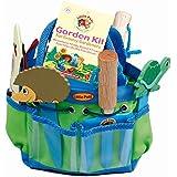 Kids Gardening Tool Set - Blue