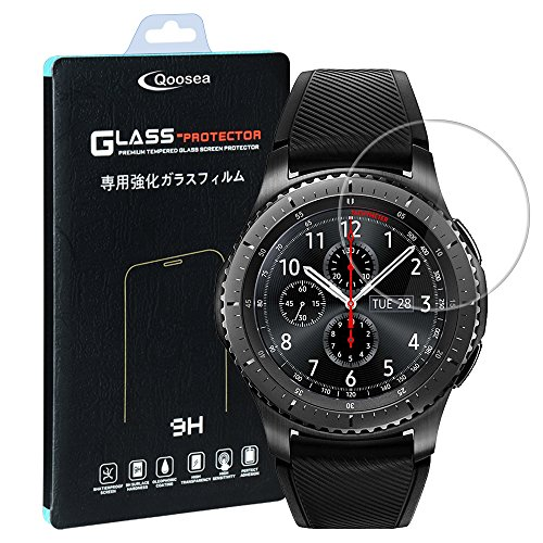screen-protector-for-samsung-gear-s3-classic-samsung-gear-s3-frontier-2-pack-qoosea-ultra-thin-cryst