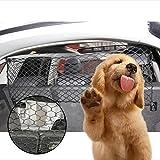 Youngsown Rete Auto per Cani Durevole Protezione Universale della Barriera del Cane di Sicurezza dell'automobile del Cane di Animale Domestico Pet di Separazione tra Mesh