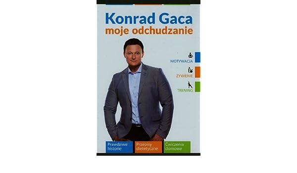 Moje Odchudzanie Amazon De Konrad Gaca Fremdsprachige Bucher
