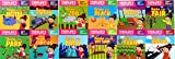 Naisha Series Complete Set (Set of 12 Books) (Toddler's Picture Story Book)