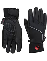 Ultrasport Touchscreen - Guantes unisex, color negro, talla S