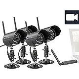 Système de surveillance numérique sans fil pour PC
