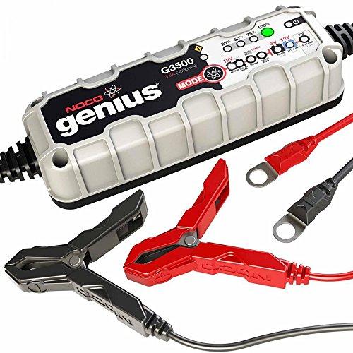 NOCO Cargador de batería Compact Litio/Plomo 120Ah