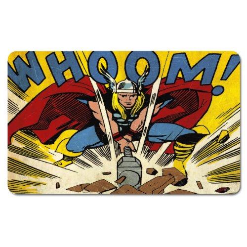 Tovaglietta Thor-Marvel Comics-WHOOM-Tagliere
