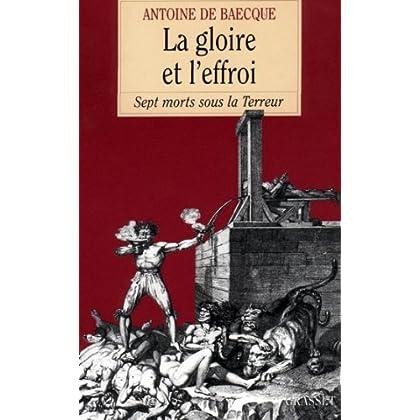 La gloire et l'effroi (essai français)