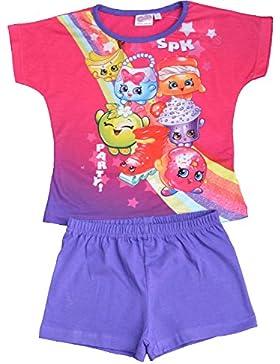 Shopkins - Pijama - Manga corta - para niña