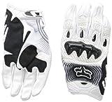 Fox Herren Handschuhe Bomber, White/Black, XL, MTB15S-03009-058