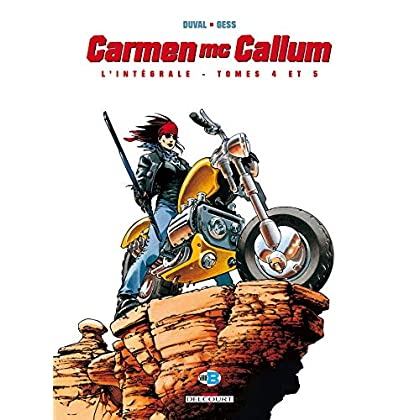 Carmen Mc Callum Intégrale T04 à T05