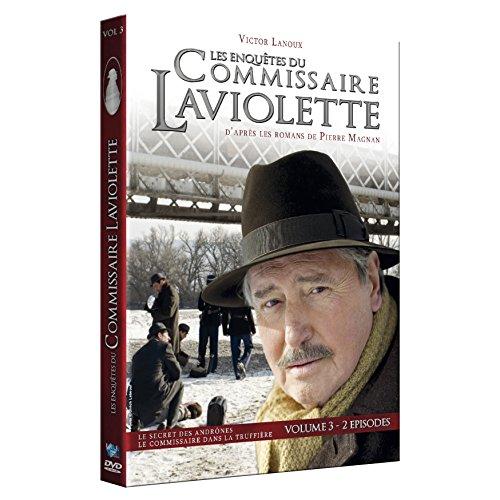Les Enquêtes du commissaire Laviolette vol 3