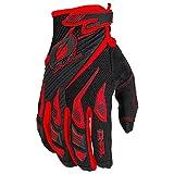 O'Neal Sniper Elite MX Handschuhe Motocross TPR DH Downhill Enduro Offroad Mountain Bike, 0366, Farbe Rot, Größe M