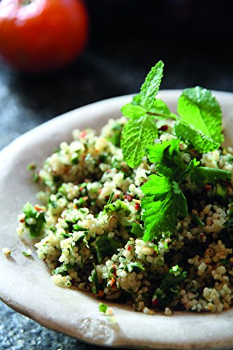 Fertigmischung für Gurken Tomaten Tabouleh – Raffinierte Rezeptideen im Glas für leckere Gerichte – Gourmet Gemüsecouscous einfach kochen oder verschenken – von Feuer &