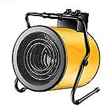 EXAB Elektrische Klimaanlage | 9Kw 5Kw 3Kw DREI Phasen Industriewerkstatt Garage Tilting Round Fan Large Space