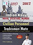 Buy Now Complete Study Material of Indian Navy ( Naval , Dockyard , Mumbai ) Civilian Personnel Tradesman Mate Exam Books 2017 Books at Sura Books. CONTENTS ☘ General Intelligence & Reasoning ☘ Numerical Aptitude ☘ General English ☘ General Aware...