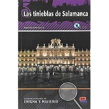 Las tinieblas de Salamanca - Libro + CD (Lecturas de Español Eenigma y misterio)