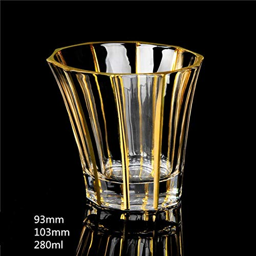 DYTJ-Copas Vino Republic Bohemia Style Whisky Glass