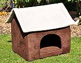nanook Hunde-Höhle Hunde-Haus COSY für große Hunde XL und XXL