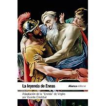 """La leyenda de Eneas: Adaptación de la  """" Eneida """"  de Virgilio por Vicente Cristóbal (El Libro De Bolsillo - Literatura)"""