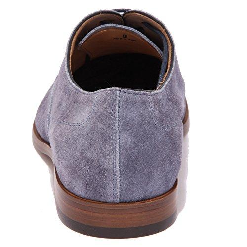 89935 francesina TOD'S CUOIO SY scarpa uomo shoes men Blu