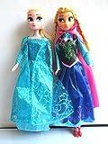 Anna und Elsa, die königlichen Schwestern, Frozen - Die Eiskönigin, 2 Puppen im Set
