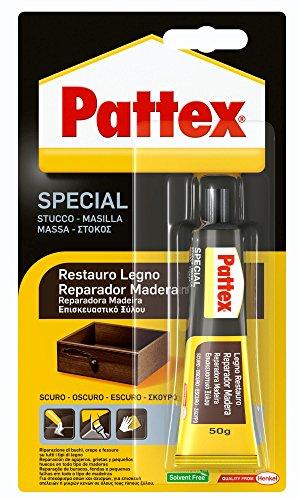 Pattex 1476786 - Reparador de madera oscuro