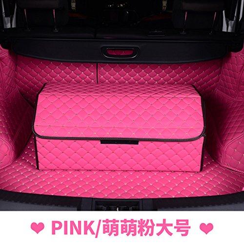 Preisvergleich Produktbild automobil - kiste - finishing - box, box inneren dekoration, lagerung, kofferraum, etui - artikel,rosa tuba